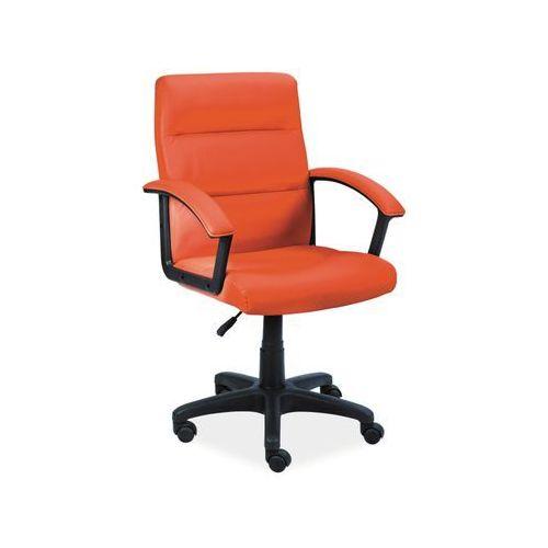Signal Fotel obrotowy, krzesło biurowe q-094 orange