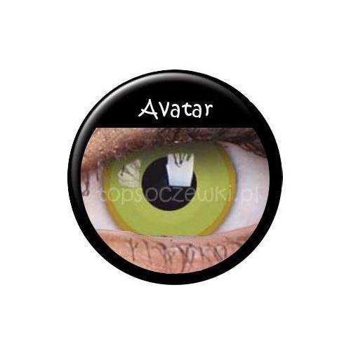 Crazy Wild Eyes – Avatar - 2 sztuki - produkt z kategorii- Soczewki kontaktowe