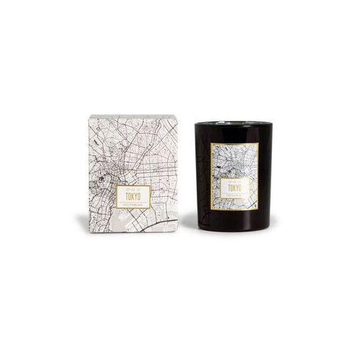 - maps - świeca zapachowa - tokyo: herbata ziołowa marki Victorian