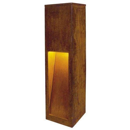 Spotline Rusty 50 led slot lampa stojąca, corten, 8.6w cob led, 3000k, ip55, 233447