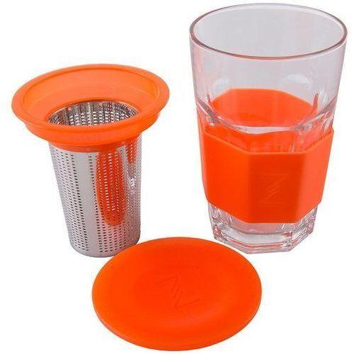 Szklanka Zest z zaparzaczem i pokrywką 415 ml PASABAHCE (8693357354296)