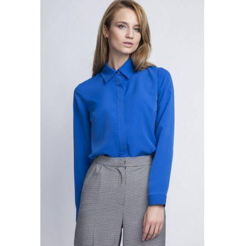Koszula damska model k 101 indygo marki Lanti
