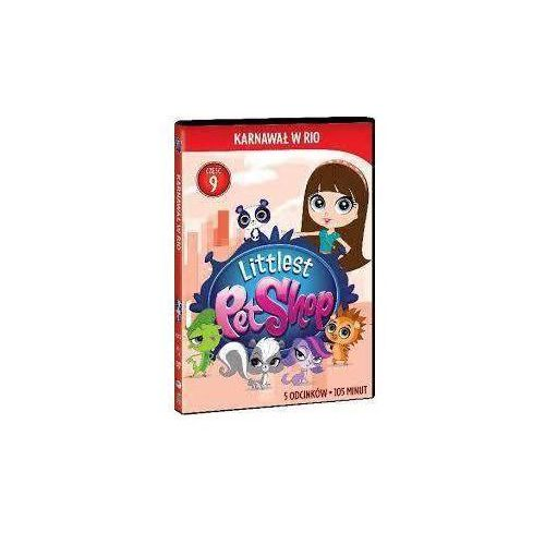 Littlest Pet Shop, część 9 (DVD) - Various
