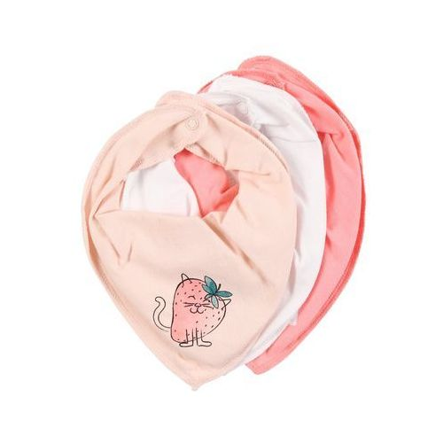 Name it NITYVALINADITA 3 PACK Chusta bright white/flamingo pink/pink dogwood