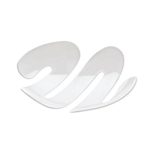 Patera eve - biała - biały marki Koziol