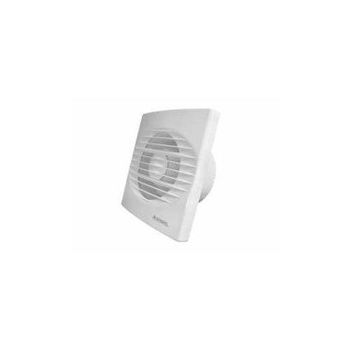 Dospel Wentylator ścienny styl 200 wch 007-0305 domowy łazienkowy z wyłącznikiem czasowym i higrostatem (5901560500229)
