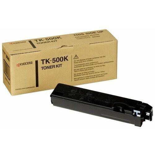 Wyprzedaż Oryginał Toner Kyocera TK-500K do FS-C5016N   8 000 str.   czarny black