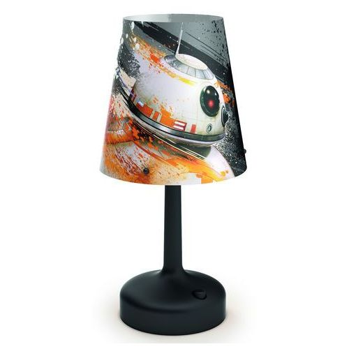 Philips Lampa biurkowa star wars viii bb-8 71796/53/p0 (8718696160503)