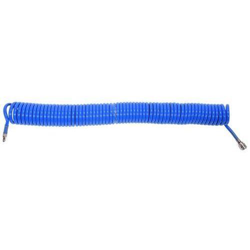 YATO Wąż spiralny do sprężonego powietrza, 15 m, PU, YT-24209