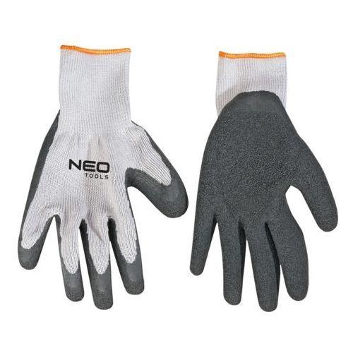 Rękawice robocze NEO 97-601 Szary (Rozm.8) (5907558407648)