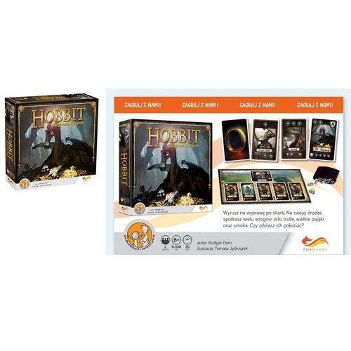 """Gra planszowa. """"Hobbit"""" + zakładka do książki GRATIS, 5907078169941"""
