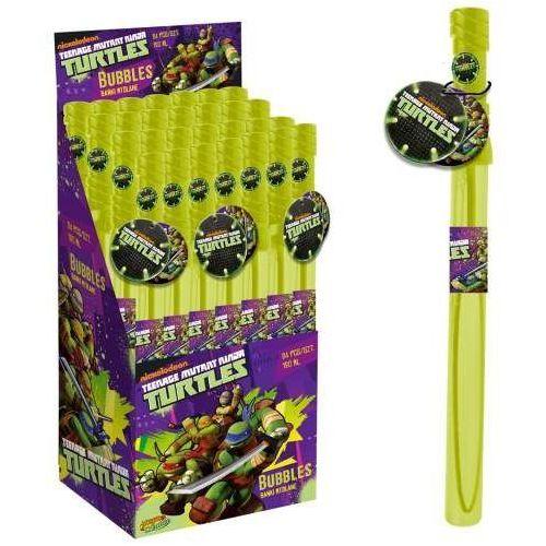 Bańki mydlane miecz Żółwie Ninja 120ml