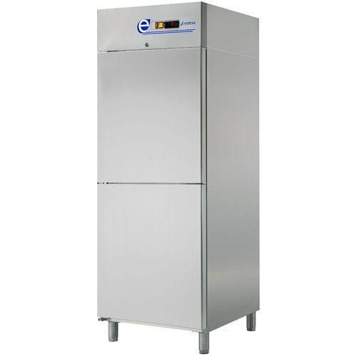 Szafa chłodnicza 700l, stal nierdzewna lewe ECP-702 L