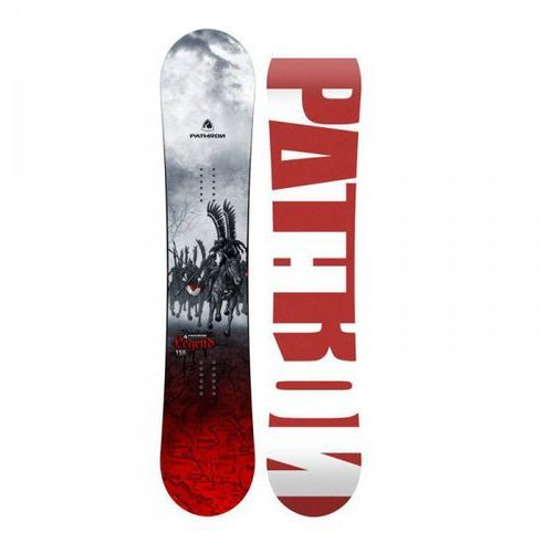 Pathron Legend Limited (grey) 2016 z kategorii Deski snowboardowe