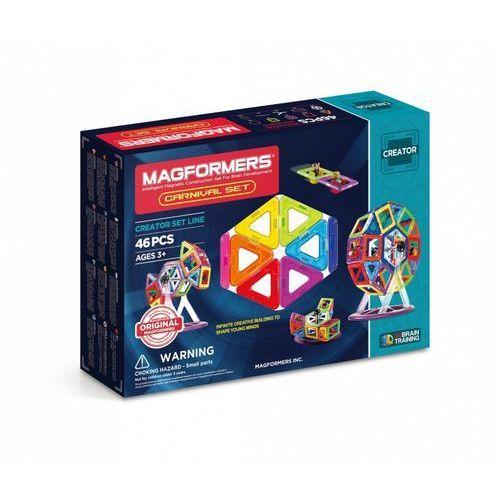 Magformers - klocki magnetyczne, 46 elementów - Magformers