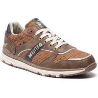 Sneakersy MUSTANG - 44A025 Braun/Kastanie