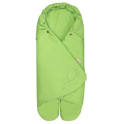 Emitex rożek dla niemowląt bioba, zielony (8595624408858)
