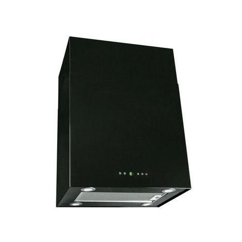 Toflesz Okap wyspowy ok-4 sandy maxi czarny mat, kolor: czarny, szerokość: 60 cm, turbina: 700 m3/h szybka wysyłka / tel. 531 855 855