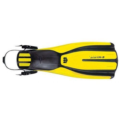 Mares Płetwy pinne plana avanti x3 żółty (41-43) + darmowy transport!