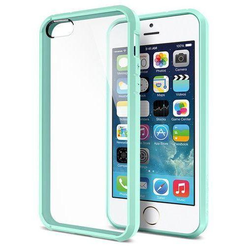 Spigen Etui do iphone 6 case ultra hybrid miętowy