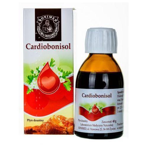 Cardiobonisol krople ziołowe Ojca Grzegorza Sroki 40 g (Preparaty ziołowe)