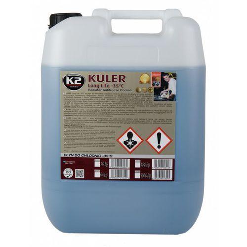 Płyn do chłodnic K2 Kuler 20 kg niebieski