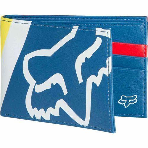 Portfel - draftr pinned pu wallet dusty blue (157) rozmiar: os marki Fox