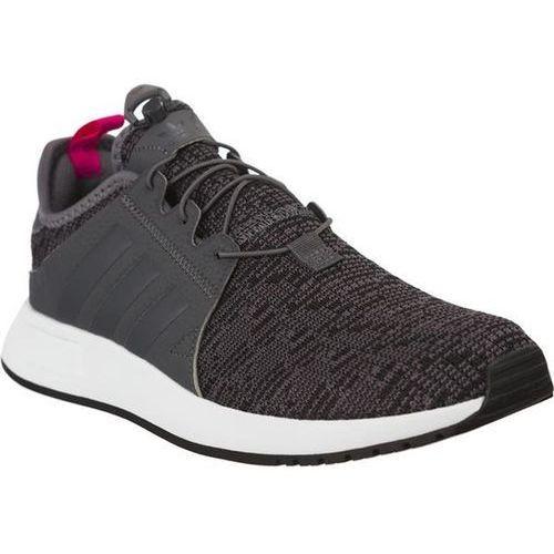 Adidas X PLR J 877 - Buty Damskie Sneakersy - Siwy, CEF94