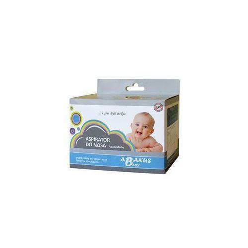 Abakus Baby Aspirator do nosa na katar (5998321500314). Tanie oferty ze sklepów i opinie.