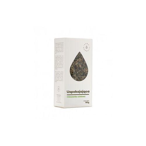 80g uspokajająca mieszanka ziołowa marki Aura herbals
