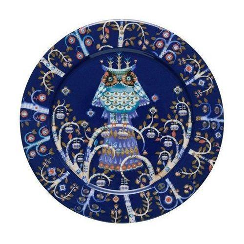 Iittala Talerz płaski 27 cm taika niebieski (7320060188801)