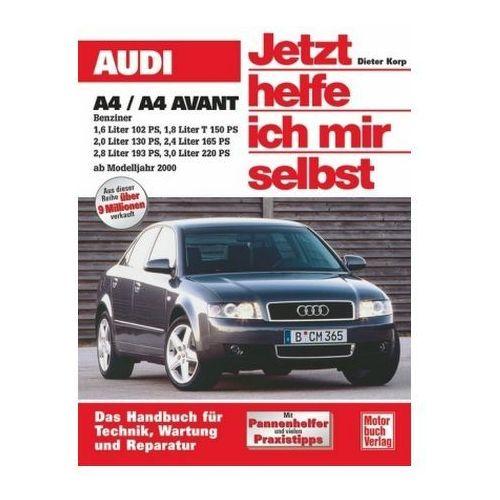 Audi A4 / A4 Avant Benziner ab Modelljahr 2000