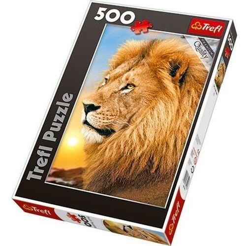 Trefl Puzzle lew 500 (5900511371918)