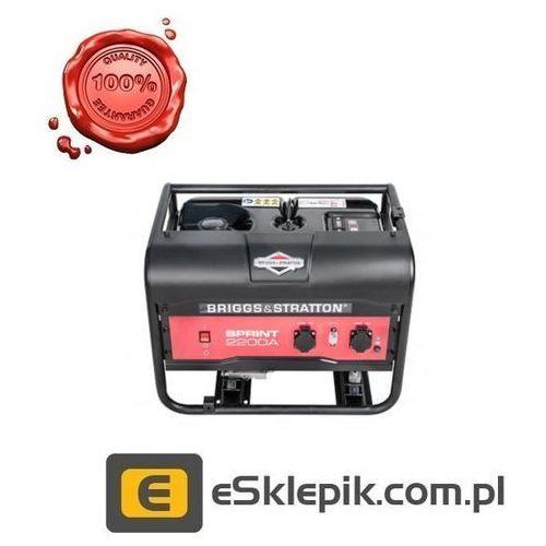 B&S Sprint 2200A - Agregat Prądotwórczy