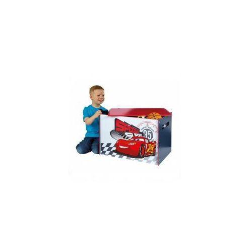Skrzynia na zabawki zamykana, DISNEY CARS, 474CAP01EM