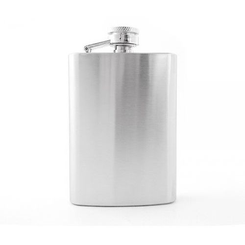 Piersiówka 120 ml flasky (stalowy) marki Termio