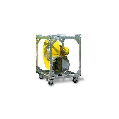 Wentylator promieniowy TFV 100