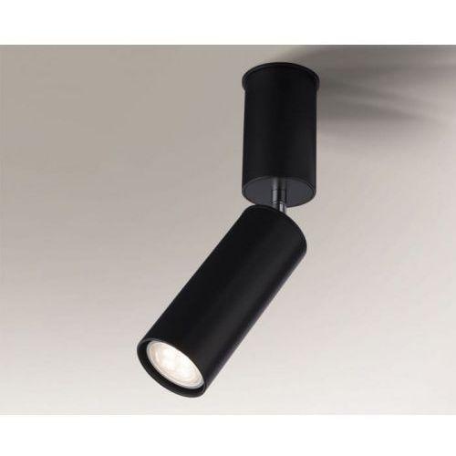 Shilo Shima reflektor 2202/gu10/cz 30/19cm czarny