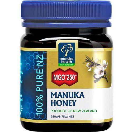 Miód manuka 250+ 250g new zeland marki Manuka health