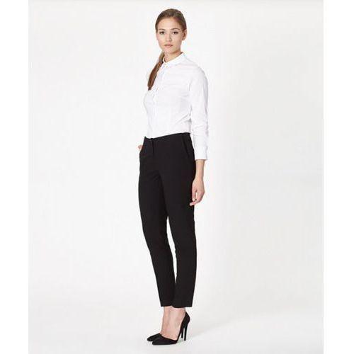 Spodnie damskie model slavia 17185 black, Click fashion