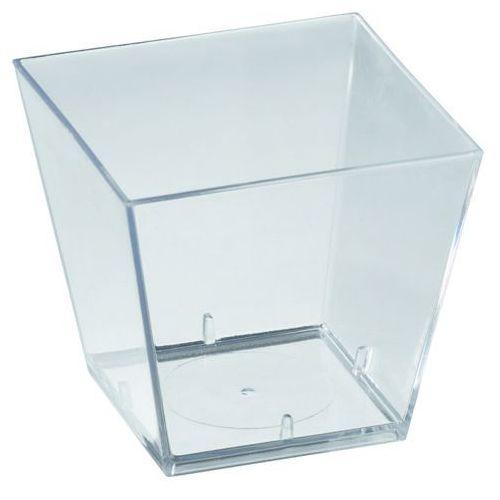Pojemnik jednorazowy kwadrat 0,15 l | , 159721 marki Tomgast