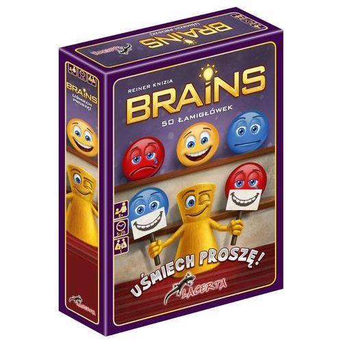 Brains Uśmiech proszę! [Reiner Knizia] (5908445421501)