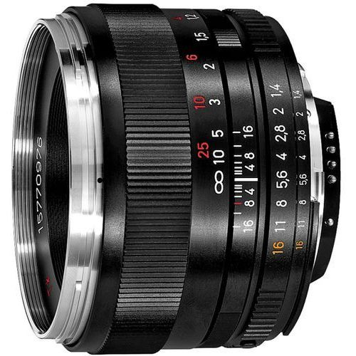 Carl Zeiss Planar 50 mm f/1.4 T ZF.2 / Nikon