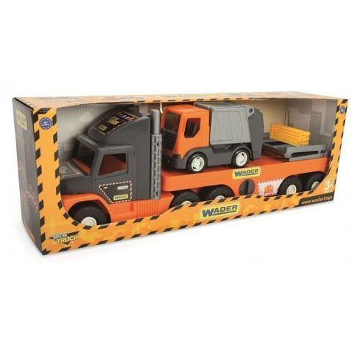 Super Tech Truck laweta ze śmieciarką (5900694367302)