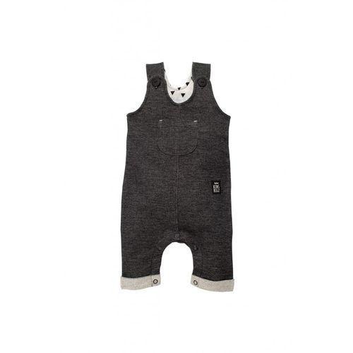 Spodnie niemowlęce ogrodniczki 5L35BI