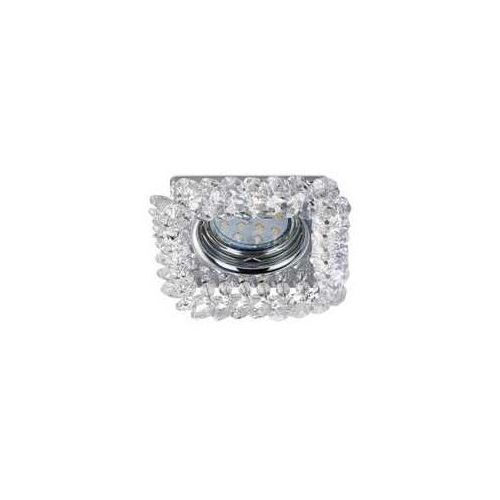 Trio Dolomite 651800152 oczko halogenowe spot 1x10W GU10 chrom / transparentny (4017807425901)