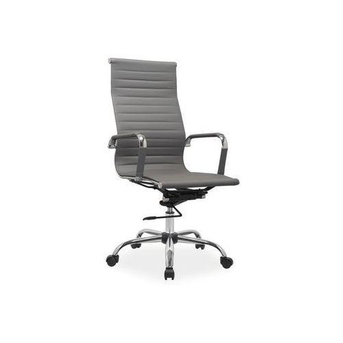 Signal Fotel obrotowy, krzesło biurowe q-040 grey