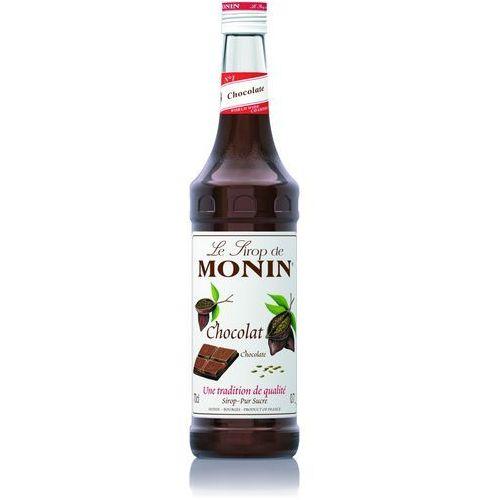 Monin Syrop czekolada chocolate 700ml. Najniższe ceny, najlepsze promocje w sklepach, opinie.