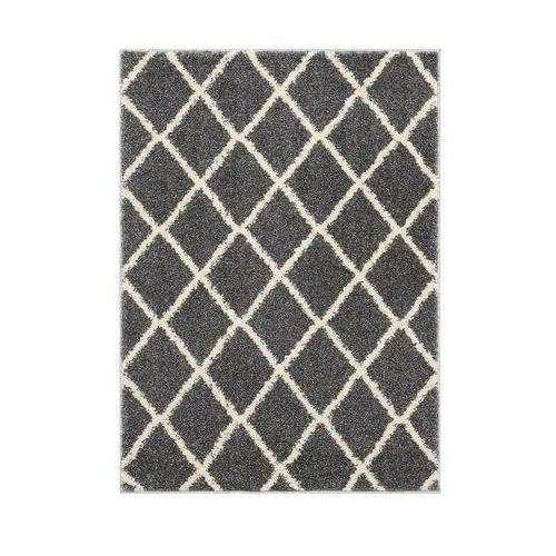 Agnella Dywan shaggy lumi grafitowy 120 x 160 cm (5901760186612)