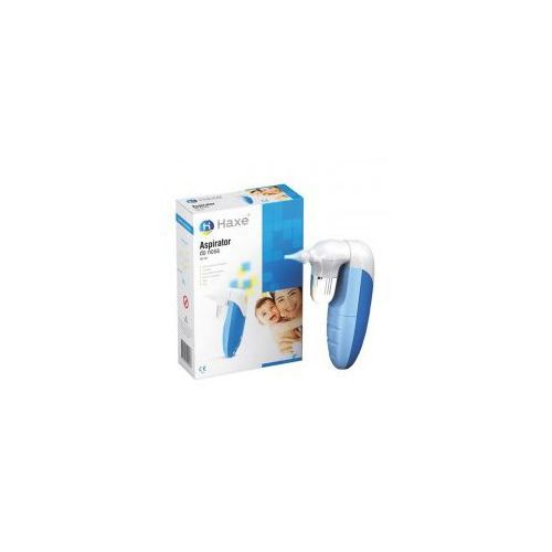 Haxe  aspirator do nosa - skuteczny odciągacz kataru (4710953420348)